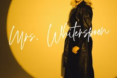 Mustardmoster Script Font Product Image 2