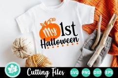 Halloween SVG   My 1st Halloween SVG Product Image 1