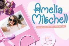 My Love Letter - Quirky Monoline Love Font Product Image 6