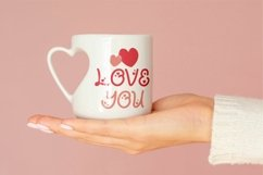 My Love Letter - Quirky Monoline Love Font Product Image 3