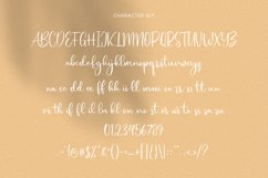 Mylofist Handwritten Script Font Product Image 6