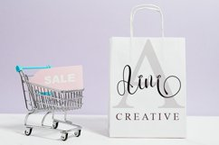 Nayla - Modern Calligraphy Font Product Image 2