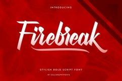 Firebreak Product Image 1