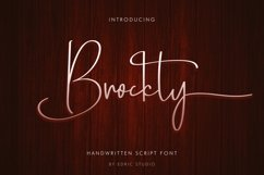 Brockly Product Image 1