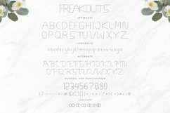 Freakouts Product Image 4