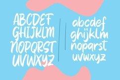 Web Font Nefarious - Handlettering Font Product Image 3