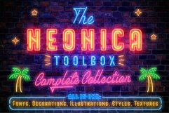 The Neonica Toolbox Product Image 1