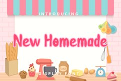 New Homemade Product Image 1