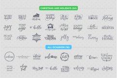 40 Door Signs Bundle | BEST SELLER |Christmas SVG Product Image 2