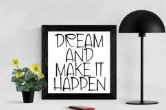 Home Minimalist - Beauty Handwritten Font Product Image 4