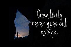 Photographer - Handwritten font Product Image 3
