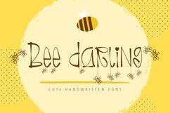 Bee Darling - Cute Handwritten Font Product Image 1