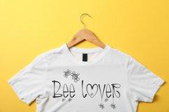 Bee Darling - Cute Handwritten Font Product Image 3