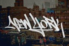 Graffiti Font   Street Tag Vol1 Product Image 3