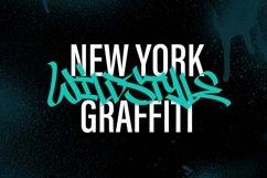 Graffiti Font   Street Tag Vol2 Product Image 2