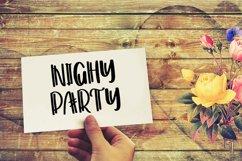 Night Summer   New Handwritten Font Product Image 5