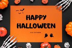 Nightmare Halloween - Halloween Diisplay Font Product Image 2