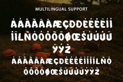 Nightmare Halloween - Halloween Diisplay Font Product Image 5