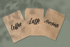 Web Font Nitty Gritty - Handlettered Font Product Image 3