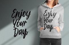 Web Font Nitty Gritty - Handlettered Font Product Image 4
