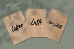 Nitty Gritty - Handlettered Font Product Image 4