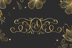 decorative monogram Product Image 1