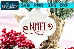 Noel SVG Cut File | Christmas SVG Cut File Product Image 1