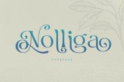 Nolliga Typeface Product Image 1