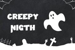 Nosferatu - Horror Display Font Product Image 3