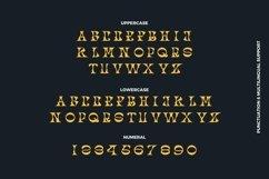 Web Font NOSIELA Font Product Image 3