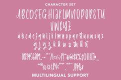 Nostalgia - Cute Handwritten Font Product Image 2