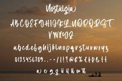 Nostalgia - Beauty Handletter Font Product Image 5