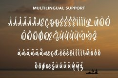 Web Font Nostalgia - Beauty Handletter Font Product Image 6