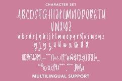 Web Font Nostalgia - Cute Handwritten Font Product Image 2