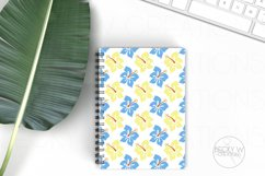 Summer Flower Backgrounds Product Image 3