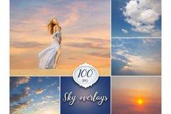 100 Sky Photo Overlays Product Image 1