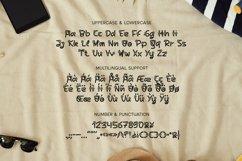 Web Font Ocean Horn Font Product Image 5