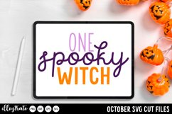 October SVG Cut Files | Halloween SVG Product Image 3