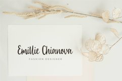 oh yummy script font Product Image 2