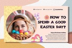 Web Font Ohayo Bunny - Easter Display Font Product Image 4