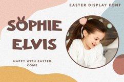 Web Font Ohayo Bunny - Easter Display Font Product Image 6