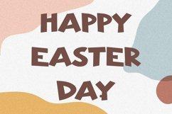 Web Font Ohayo Bunny - Easter Display Font Product Image 5