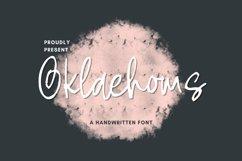 Web Font Oklaehoms Font Product Image 1