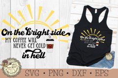 Coffee SVG-Sarcastic Coffee Quote-Funny Humor-Coffee Lover Product Image 1