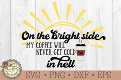 Coffee SVG-Sarcastic Coffee Quote-Funny Humor-Coffee Lover Product Image 2