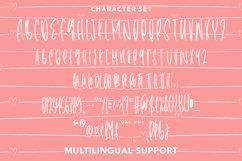 OnerousContract - Cute Handwritten Font Product Image 5