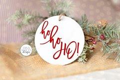 Ho Ho Ho! SVG   Christmas / Winter Design Product Image 2