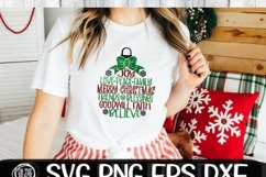 Christmas Ornament Design - SVG PNG EPS DXF Product Image 2