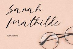 Oshirist Script Font Product Image 6