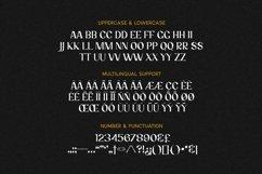 Web Font Osmond Font Product Image 4